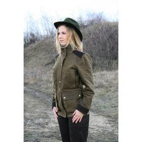 Kožená bunda dámská Carl Mayer Friedberg