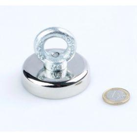 Magnet pro lovce pokladů M-9 s magnetickou silou 135 kg