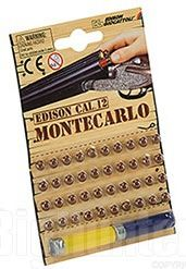Náhradní kapslíky k dětské pušce Monte Carlo Edison Giocattoli