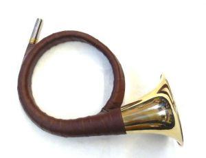 Povelka kovová ve tvaru borlice