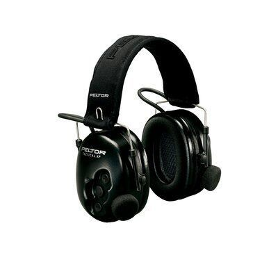 Komunikační set 3M Peltor Tactical XP Flex, sklopná hlavová páska 3M/Peltor