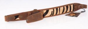 Kožený řemen na zbraň se zásobníkem Artipel Tiger Line 07/2/P