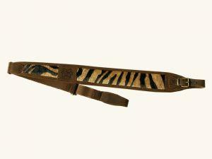 Kožený řemen na zbraň Artipel Tiger Line 07