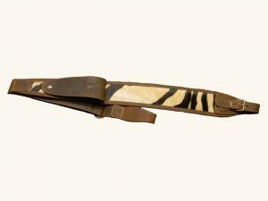 Kožený řemen na zbraň se zásobníkem Artipel Tiger Line 07/P