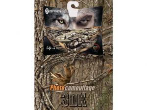 Multifunkční šátek Hillman - 3DX Kamufláž