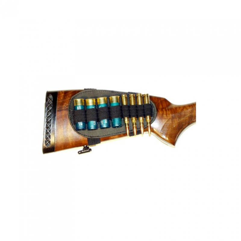 Pouzdro na náboje textilní - na pažbu - kulobrokové Zubíček