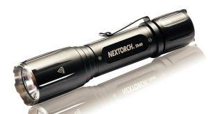 Taktická svítilna na zbraň - TA40