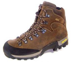Trekingová obuv PRABOS CONDORIRI GORE-TEX - hnědá