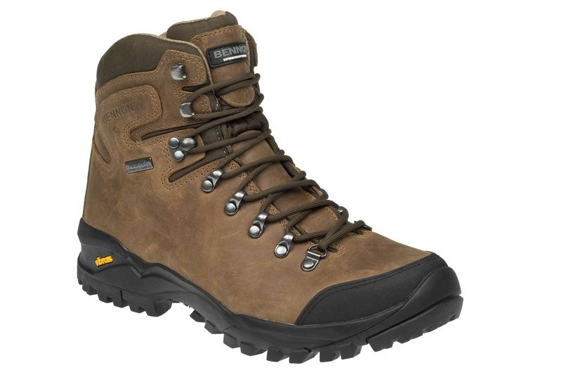 Vyšší celokožená trekingová obuv TERENNO BENNON
